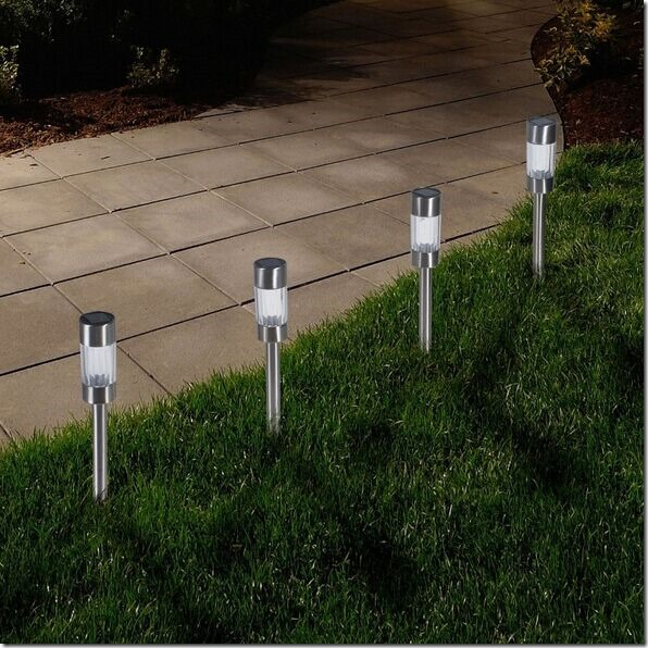 Solar Powered Landscape Lights 4