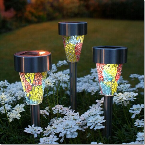Solar Powered Landscape Lights 7